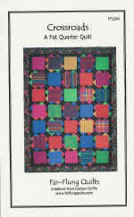 Crossroads Quilt Pattern  (click to enlarge)
