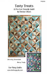 Tasty Treats Quilt Pattern  (click to enlarge)